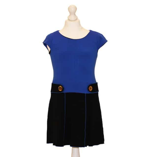 'Pre- Loved' Zoe Ltd Skater Dress from Silhouette London, Girls Party Dress Specialists in London