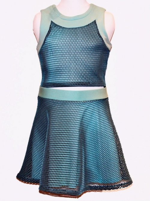'Pre-Loved' Miss Behave Dawn Dress from Silhouette London, Girls Party Dress Specialists in London