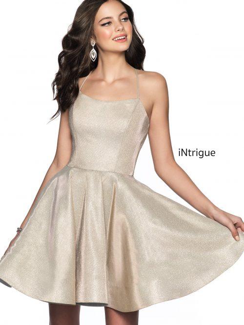 Blush Prom Intrigue Dress 611 | Silhouette London