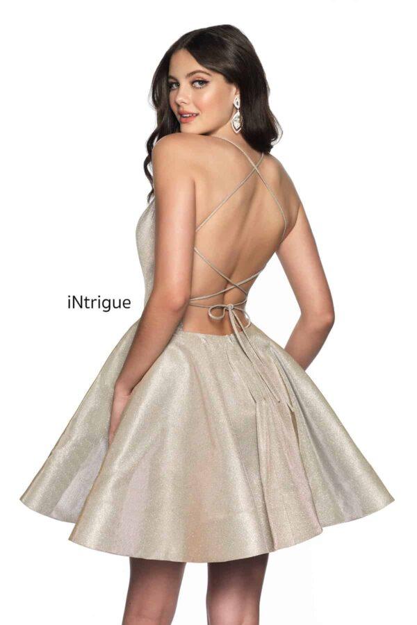 Blush Prom Intrigue Dress 611   Silhouette London