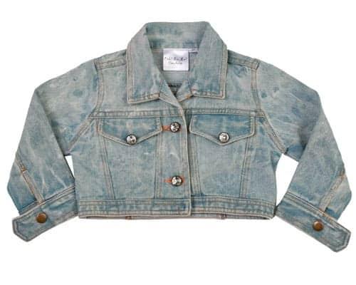SS16160A Spring Summer Denim Jacket