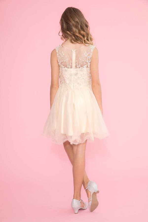 Calla Collection Dress TY002 Color 28   Silhouette London