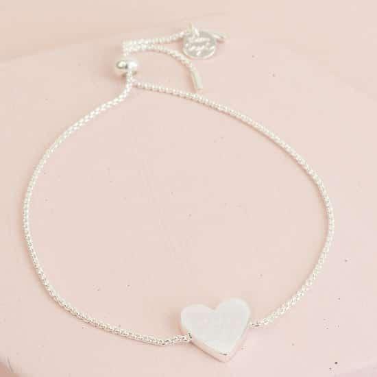 lisa angel silver heart bracelet 550x550 1