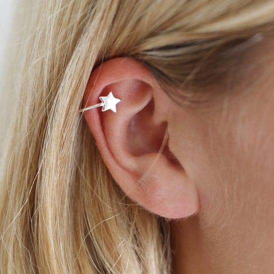 lisa angel sterling silver star ear cuff 4x3a4542 550x550 1