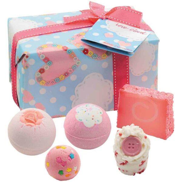 love cloud bath gift