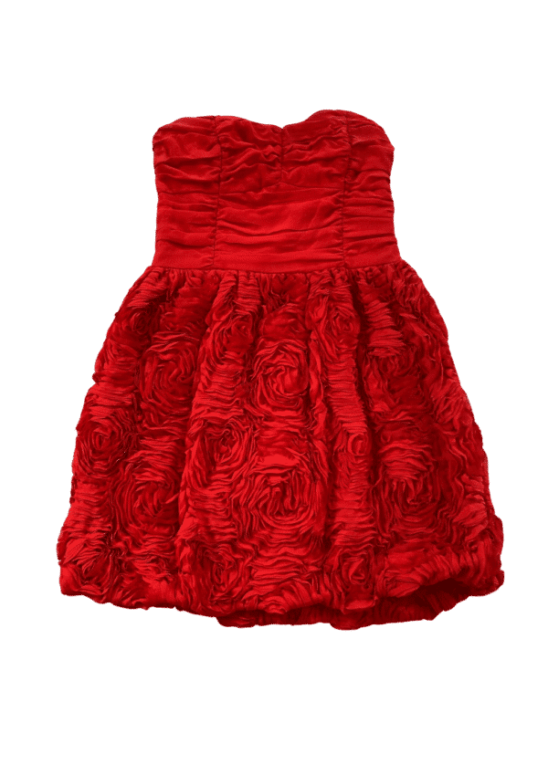 Red HM Dress Orlina