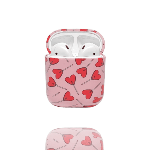 Candy Hearts Airpod Case | Silhouette London
