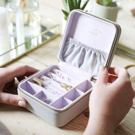 square travel jewellery box in grey and purple 4x3a6982 472x472 1