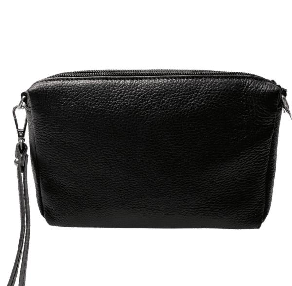 Black Bag 23x14 Clutch Strap 2