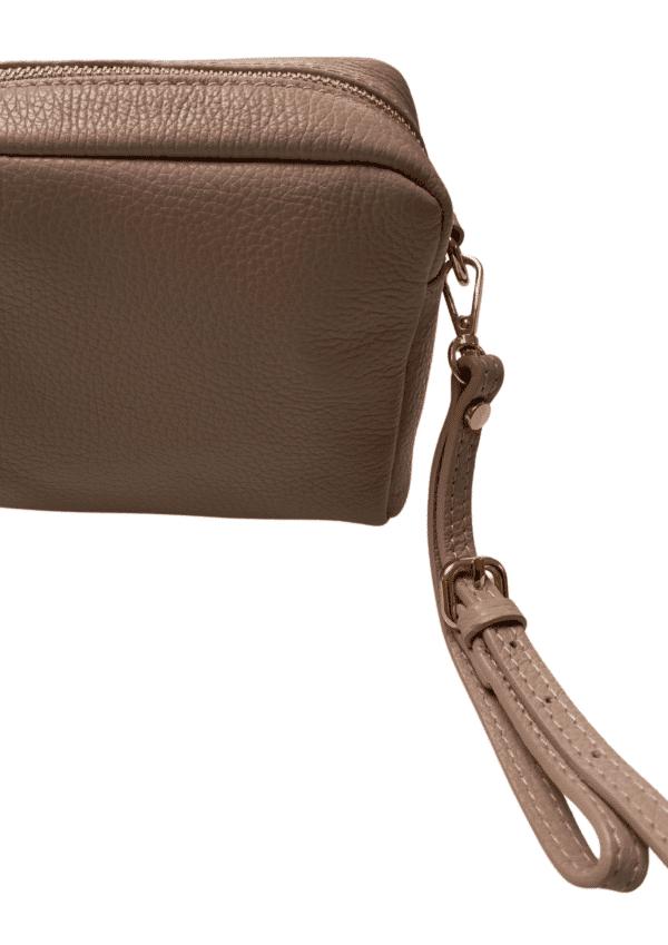 Blush Rose Bag Clutch Strap