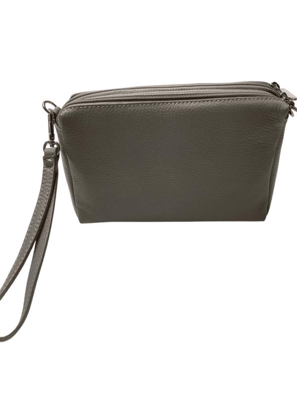 Grey Bag 23x14 Clutch Strap