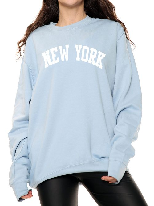 New York Powder Blue