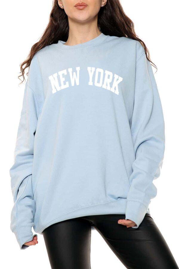 New York Powder Blue