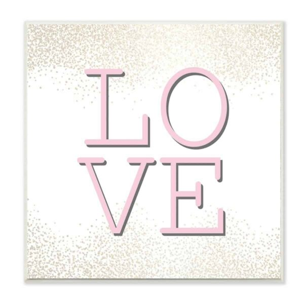 Pink Gold LOVE
