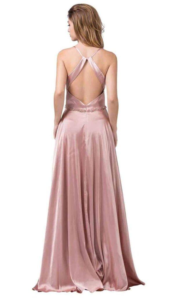Dancing Queen Dress Style 2652 Back